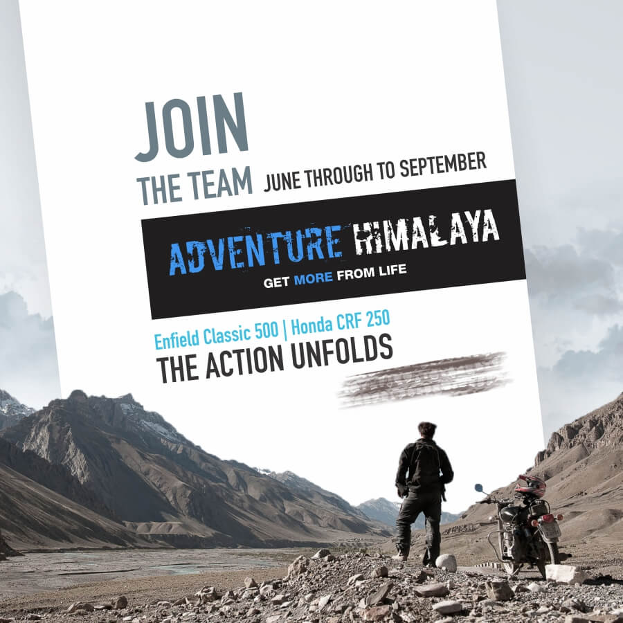 Campaign Creative for an Adventure company by Soidemer