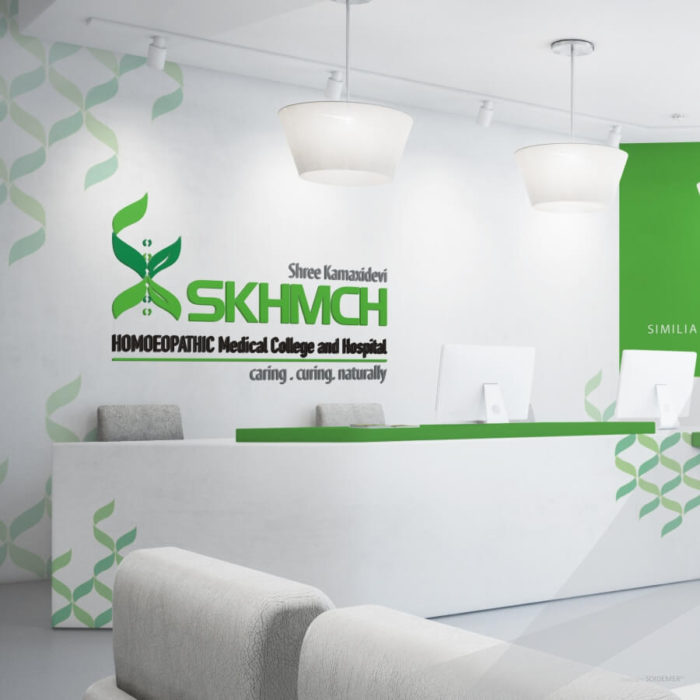 Rebranding Presentation for SKHMCH homoeopathic Medical College and Hospital by Soidemer