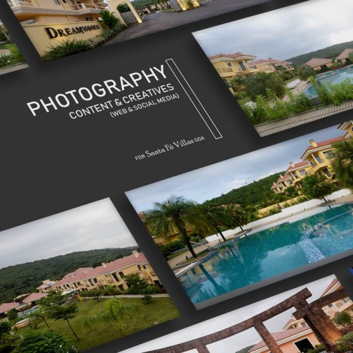 Photography Content and Creatives for Santa Fe Villas at Dreamwoods by Soidemer
