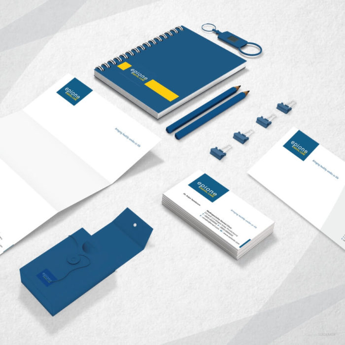Logo and Identity Kit for Epione Dental Care by SOIDEMER