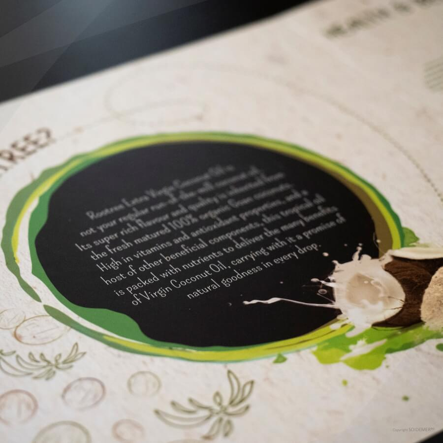 Rootree Brochure concept and design by Soidemer