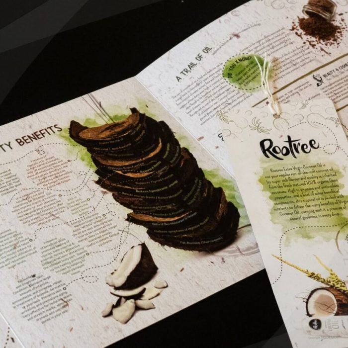Creative Brochures and Flyers for Rootree designed by Soidemer