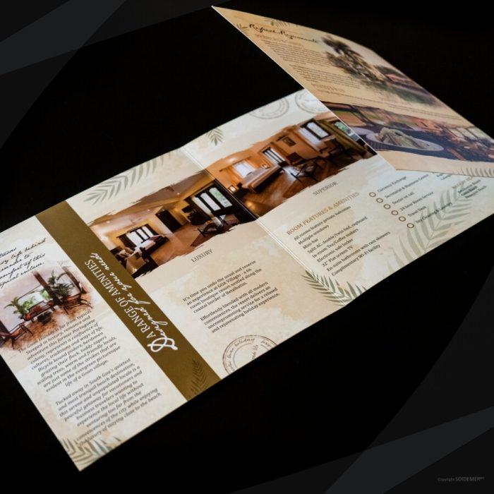 Resort Brochure Conceptualized and Designed by Soidemer
