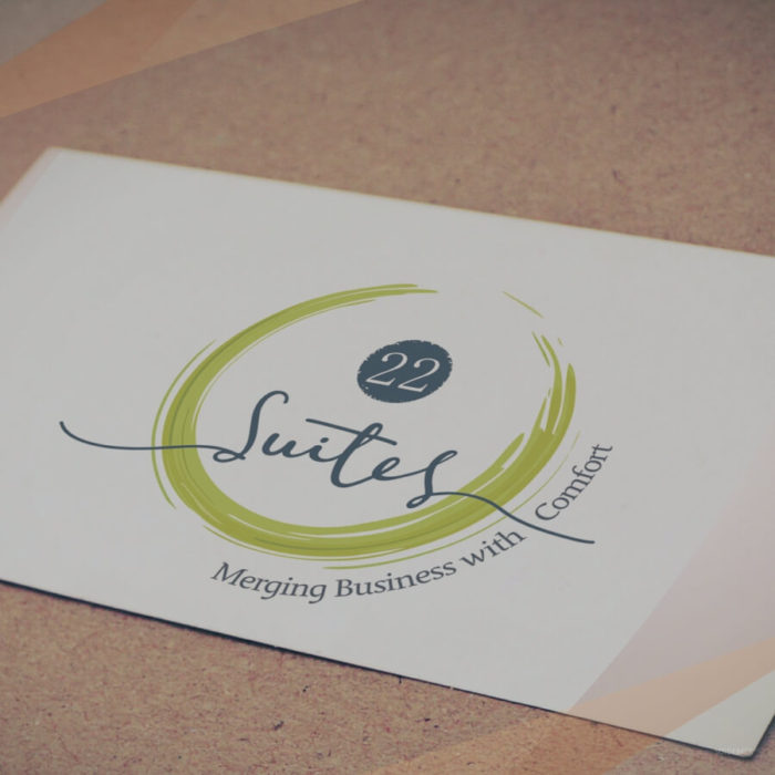 Business Hotel Logo and tagline developed by Soidemer
